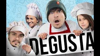 DEGUSTA ft Pathy e João MMMV e Elaine