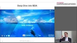 Big data seminar 2015: From Hype to Reality, by Matt Roberts, Amdocs