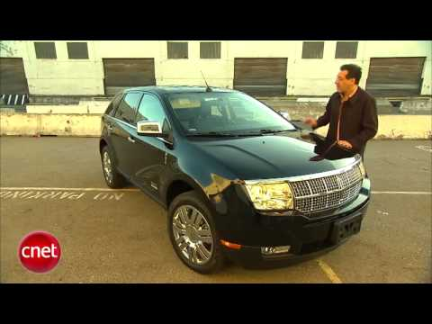 2009 Lincoln MKX 1 review by cnet.com
