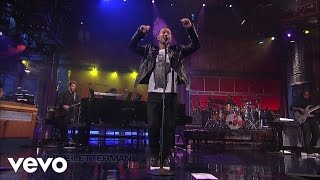 Gambar cover John Legend - Tonight (Best You Ever Had) (Live on Letterman)