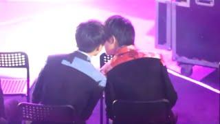 fancam 凯千   kaiqian 160323 qq music awards
