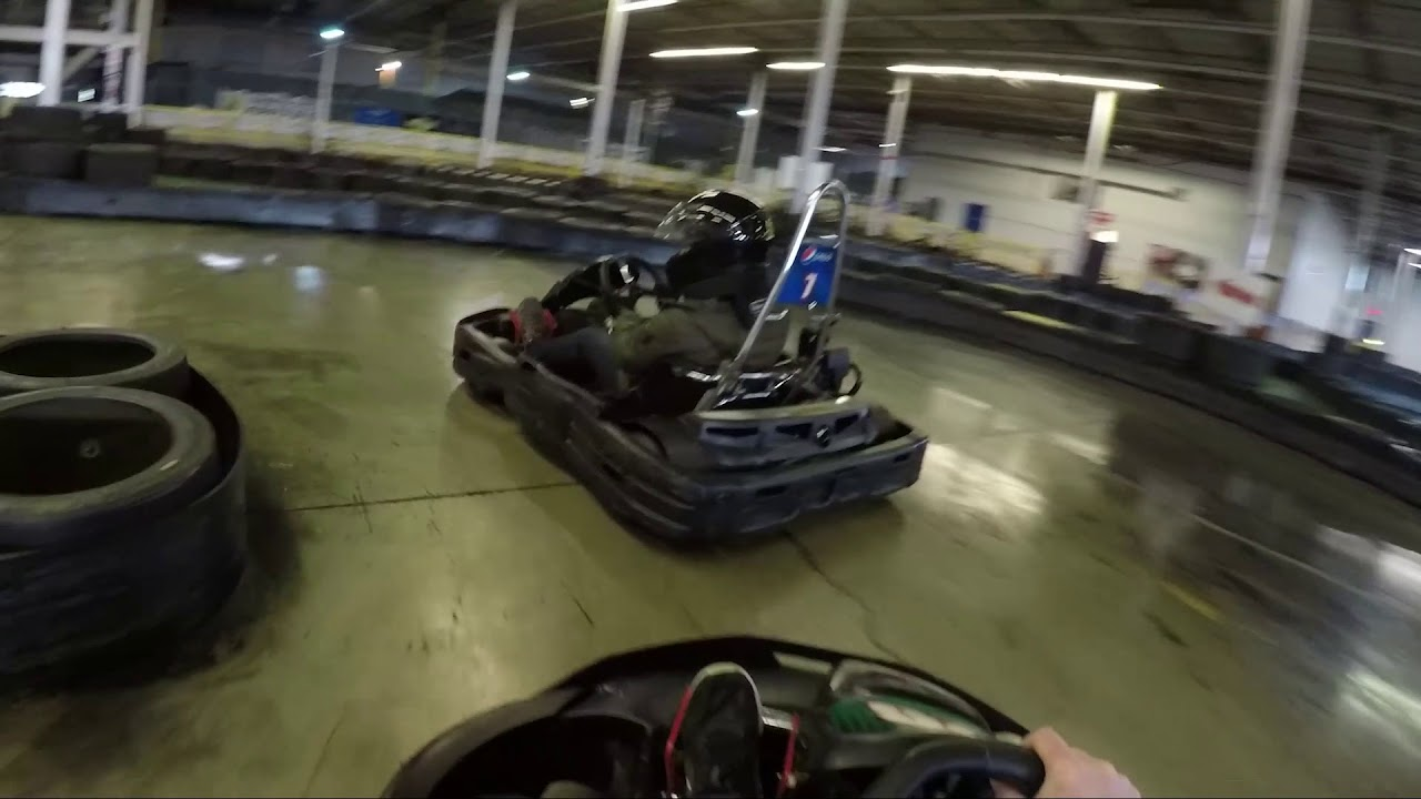 Go Karts Columbus >> Grand Prix Karting Columbus Ohio Feb 2018 Youtube