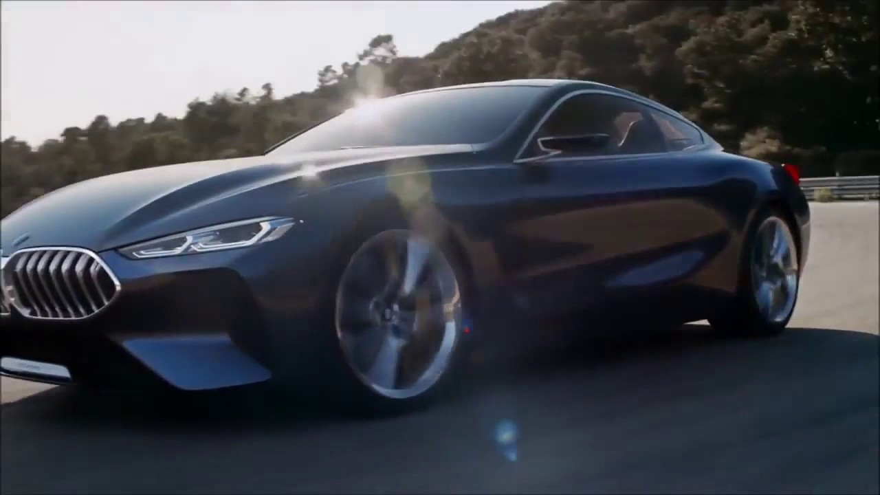2018 Bmw 8 Series Exhaust Sound Amazing Coupe Youtube