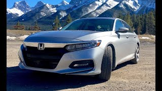 Honda Accord 2.0L Turbo Review