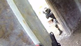 Another Paintball Cheater Caught on Camera!