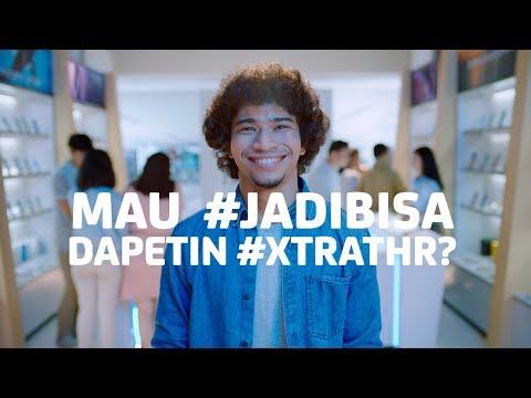 Paket Xtra Rejeki #JADIBISA Dapat Cashback #XtraTHR