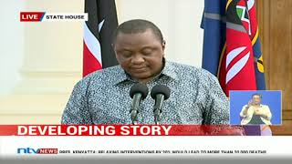 Lockdown in Eastleigh, Old Town, Kilifi, Kwale to end - President Kenyatta
