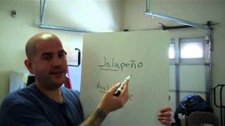 How do you pronounce Jalapeno?