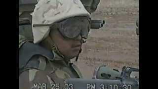 A 1/11 Marines Iraq 2003