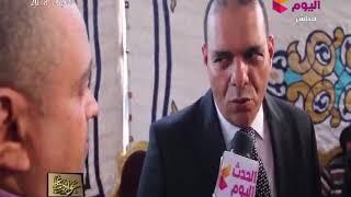 مؤتمر مستقبل وطن لدعم وتأييد الرئيس السيسي بالإسكندرية.... تقرير: محمود الجندي