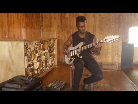 Guitar Lesson: Tosin Abasi on eight-string guitar chord shapes