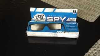 Rearview Spy Glasses Mirror Vision Review (Amazon Purchase)