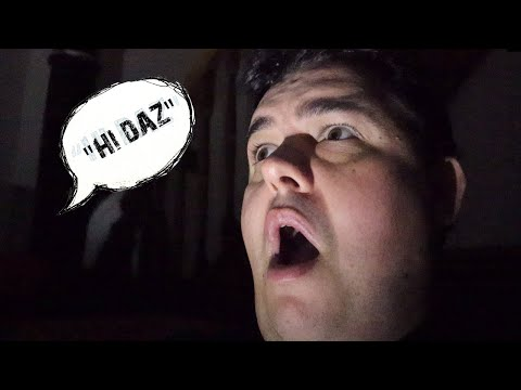 Dazes Ghost Hunts | A GHOST SAID MY NAME (REAL)!!