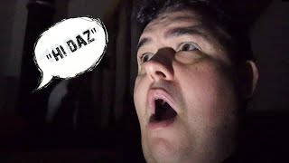 Daz Ghost Hunts | A GHOST SAID MY NAME (REAL)!!
