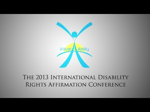 Disability Rights Around the World - International Panel #2