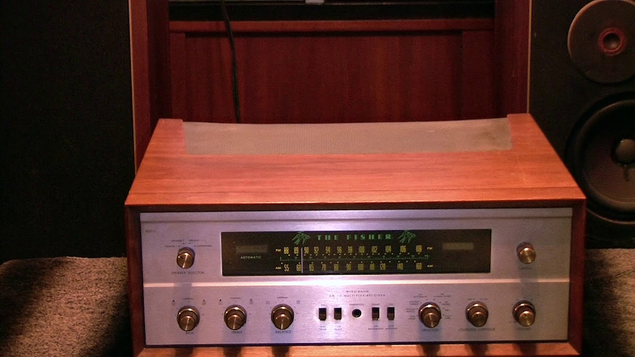 The fisher 800c receiver - EPI M150 epicure human speakers