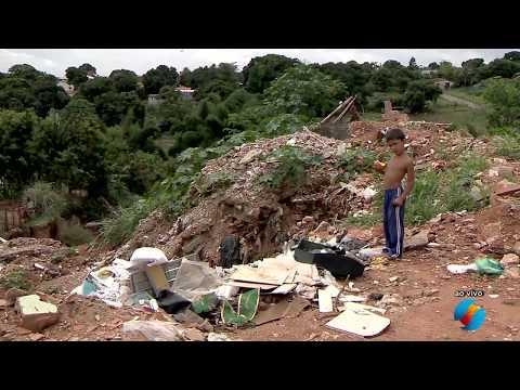 JMD (23/11/17) - Erosão ameaça moradores...