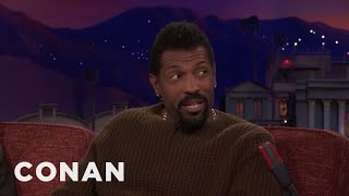 Deon Cole Racked Up An Insane Bar Tab  - CONAN on TBS