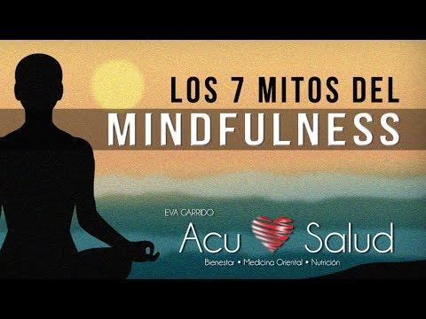 Charla informativa sobre los 7 Mitos del Mindfulness - Eva Garrido - Acu Salud