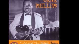 Gene Phillips  -  Gene Jumps The Blues