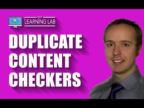A Duplicate Content Checker show you if someone is scraping your content