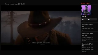Red Dead Redemption gran enfrentamiento  gran carman