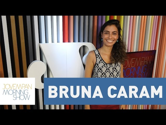 Bruna Caram - Morning Show - 11/01/17