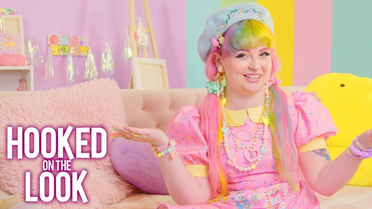 Download Kawaii Princess Lives In A Rainbow House   HOOKED ON THE LOOK