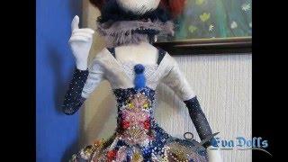 Авторская кукла, мастер класс, часть 2  Одежда и обувь. artdoll.(Авторская кукла, мастер класс, часть 2 Одежда и обувь. Как пошить одежду для куклы. Как сделать обувь кукле...., 2016-02-24T15:09:59.000Z)