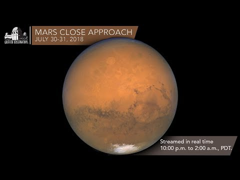 Mars Close Approach | July 30-31, 2018