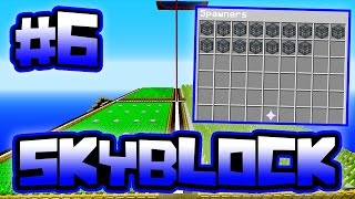 HOW TO MAKE MILLIONS OF $$!! | Server SkyBlock in Minecraft #6