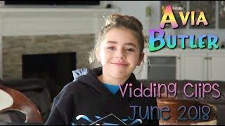 Avia Butler||Vidding Clips||June 2018