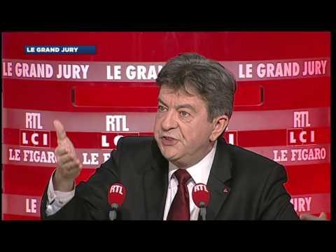 Le Grand Jury du 27 avril 2014 - Jean-Luc Mélenchon - 1e partie - RTL - RTL