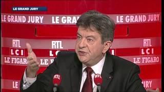 Le Grand Jury du 27 avril 2014 - Jean-Luc Mélenchon - 1e partie