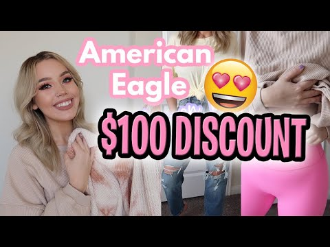 $100 American Eagle Promo Code 2020 🤑 SAVE $100 @ American Eagle In Under 5 Minutes! AUGUST 2020! 🛍️