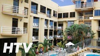 Hotel Balcon del Mar en Jacó