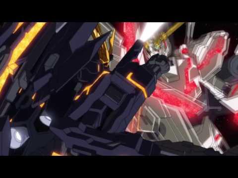 Banshee Norn vs Gundam Unicorn Full Armor 機動戦士ガンダムUC ユニコーン