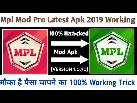 [Version 1 0 30] Mpl Pro Mod Apk Live Ha@k Latest Version Apk 1000Rs Add  100% Working