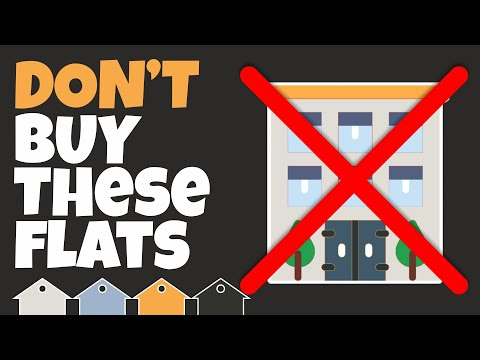 Don't Buy This Type Of Flat / Apartment | Buy To Let UK Investment Property Tips