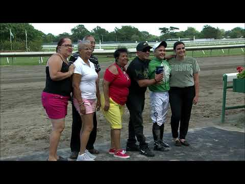 video thumbnail for MONMOUTH PARK 6-30-19 RACE 8