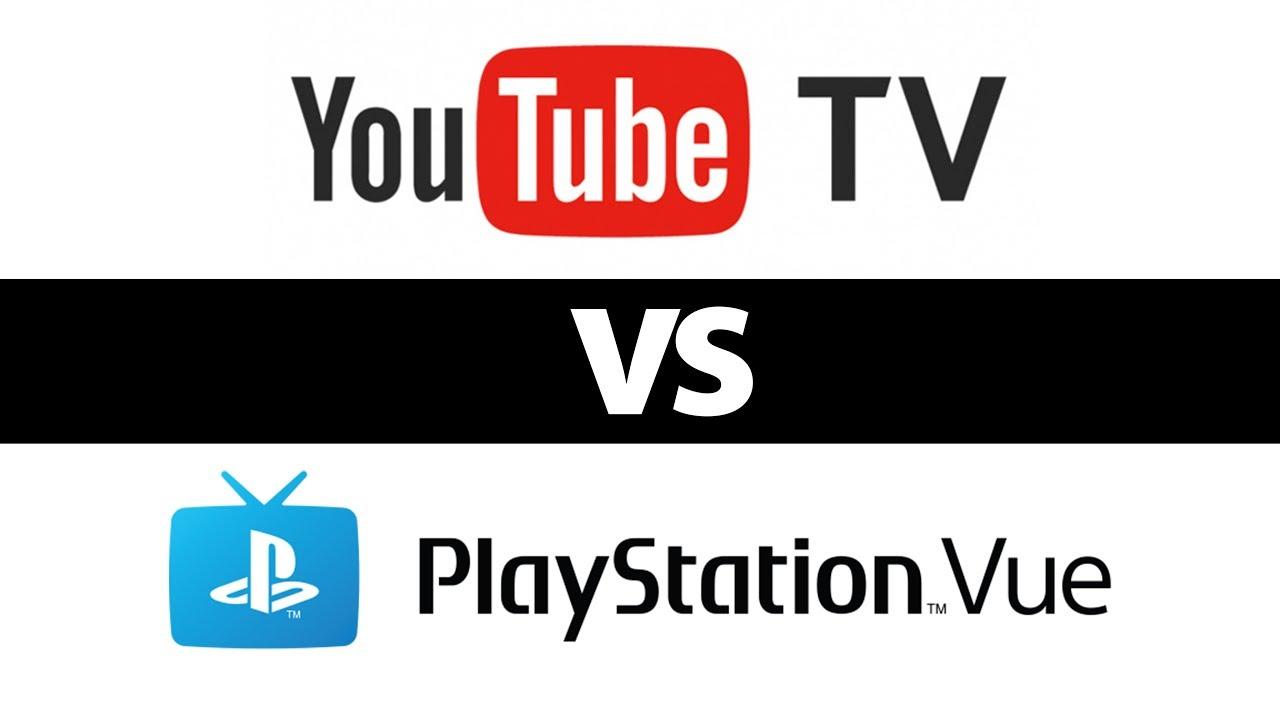 playstation vue vs youtube tv htpc edition youtube. Black Bedroom Furniture Sets. Home Design Ideas