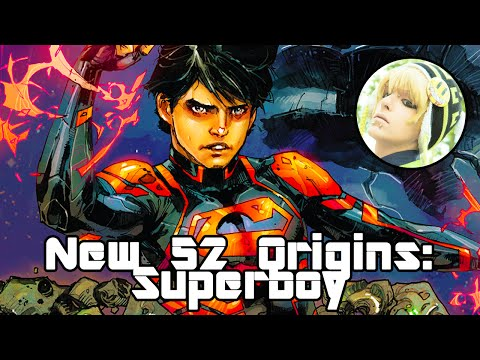 New 52 Origins Superboy + GIVEAWAY!