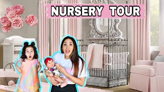 OUR BABY'S NURSERY ROOM REVEAL!! *AMAZING* | Jancy Family