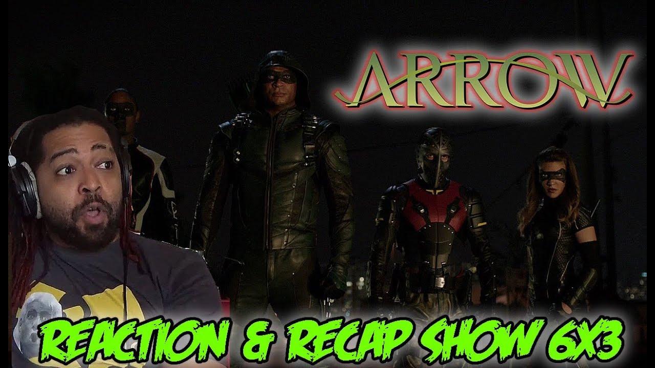 """Download ARROW Season 6 Episode 3 Reaction & Recap Show! (""""Next Of Kin"""")"""