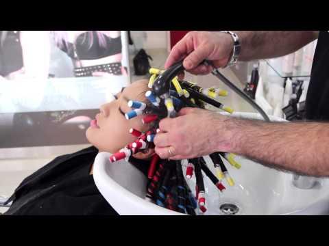 MasterKer M80 kerafruit waver sensitive --Tutorial --Erayba Hair Cosmetics