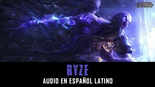 Ryze | Voz latina [League of Legends]