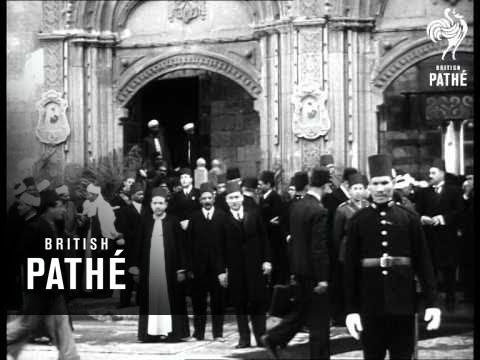 Egypt - No Bride Present At King's Wedding Aka King Farouk's Wedding (1938)