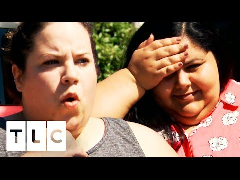 Whitney Confronts Avi With The Woman He Two-Timed Her With!   My Big Fat Fabulous Life