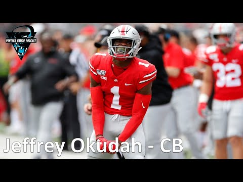 Jeffrey Okudah (Ohio State) FILM SESSION (CB) || 2020 NFL Draft