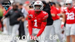 Jeffrey Okudah (Ohio State) FILM SESSION (CB) || 2020 NFL Draft